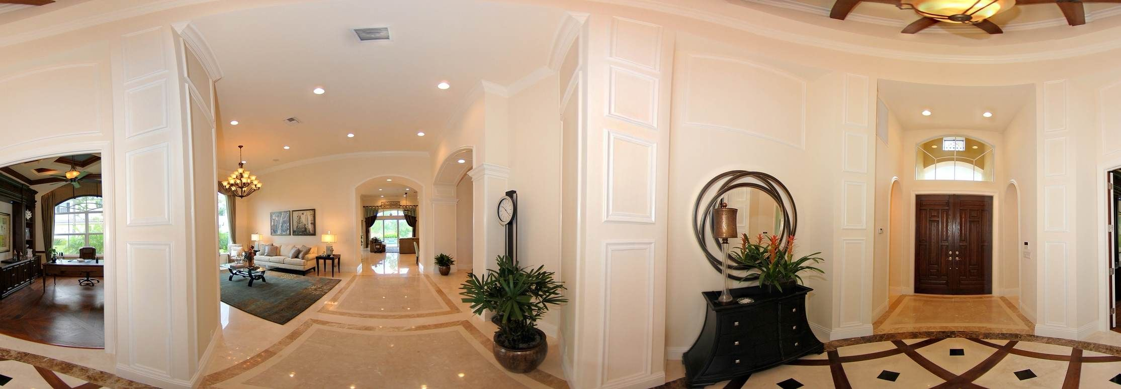 Foyer & Front Office
