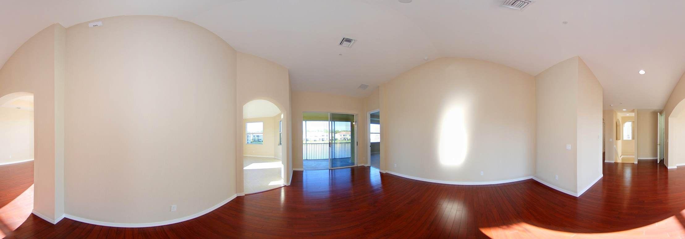 Living Room, Dinning Room & Foyer